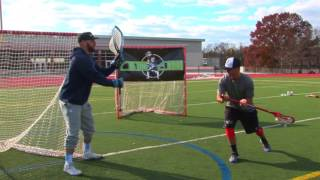Crease Coach : Lacrosse Goalie Coach Scott Rodgers on stopping the One on One