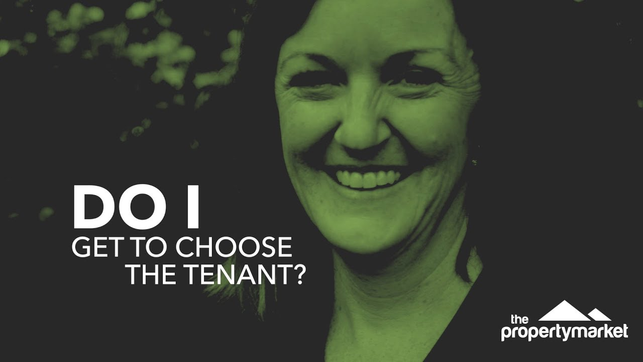 How we help you choose the best tenant
