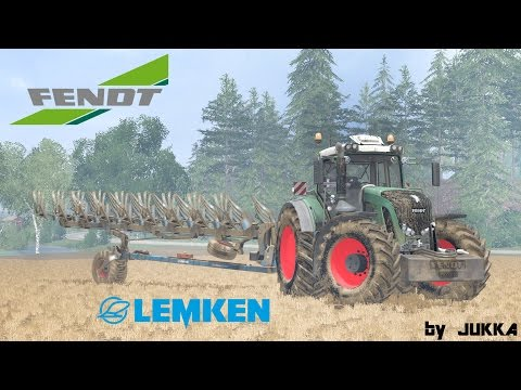 Fendt 936 Vario (FULL WASHABLE) V2
