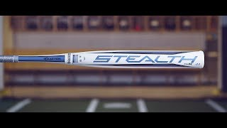 STEALTH FLEX FASTPITCH BAT TECH VIDEO (2018)