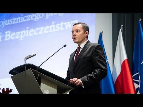 """Konferencja NATO """"Nauka dla Pokoju ... - film"""
