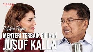 Video Catatan Najwa bersama Jusuf Kalla: Menteri Terbaik Pilihan JK (Part 3) | Catatan Najwa MP3, 3GP, MP4, WEBM, AVI, FLV Februari 2019