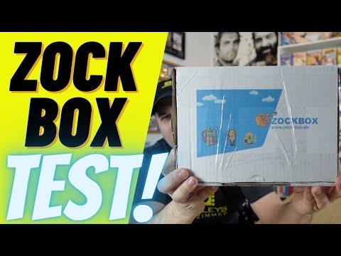 stanleys filmzimmer Video zu Zockbox
