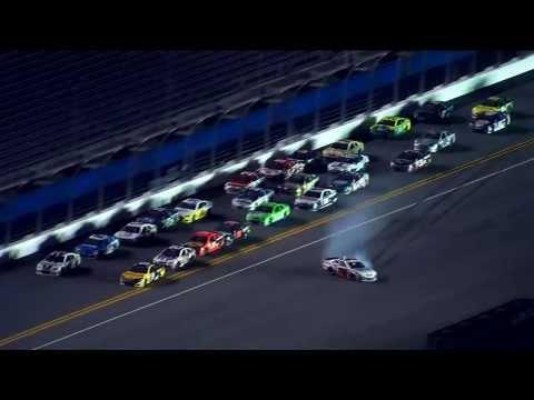 2013 NASCAR Crash Compilation