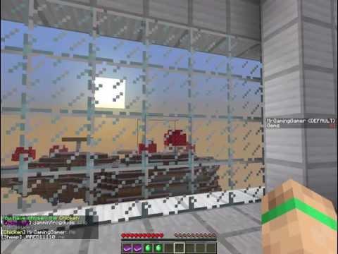 Minecraft Mini Game: Supercraft Bros! Michael Jackson!