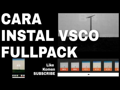 download vsco mod fullpack gratis
