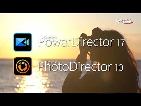 The Best-Value Professional Video and Photo Editing Software | PowerDirector 17 & PhotoDirector 10