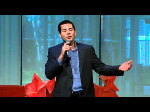 TEDxEast - Dean Obeidalla - Using Stand Up Comedy To Counter Islamaphobia