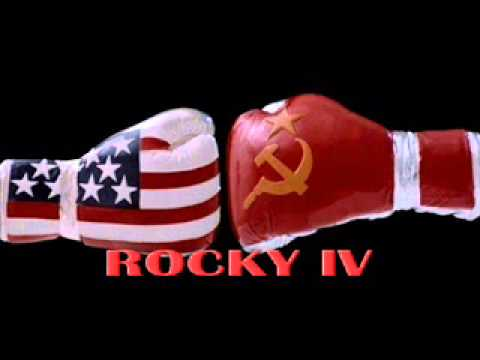 rocky 4 - Vince DiCola -Training montage cover