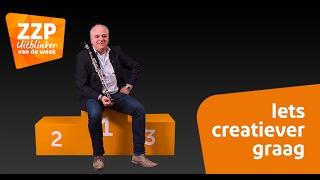 Muzikant en muziekdocent Maarten Stalpers | #31 ZZP Uitblinker van de Week