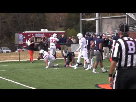 Football vs. Missouri Baptist - 11/8/14