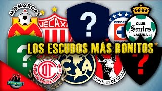 Te presentamos los que para nosotros son los escudos más bonitos del futbol mexicano. SUSCRÍBETE!!