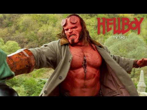"Hellboy - Official TV Spot ""Apocalypse""?>"