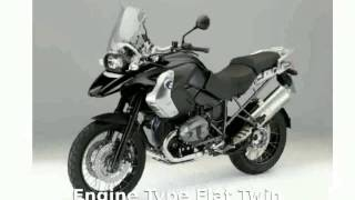 2. 2011 BMW R 1200 GS  Transmission Top Speed