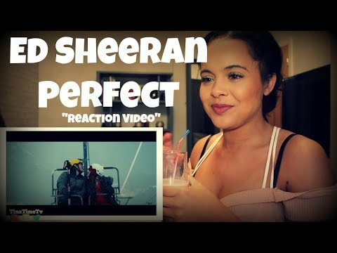 "Ed Sheeran - Perfect ""Reaction Video"""