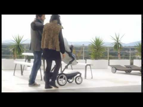 Универсальная коляска MIMA Xari - Dark Grey