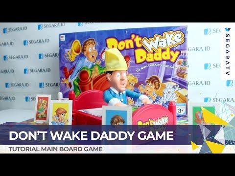 Tutorial Bermain Don't Wake Daddy Board Game [SEGARA TV]