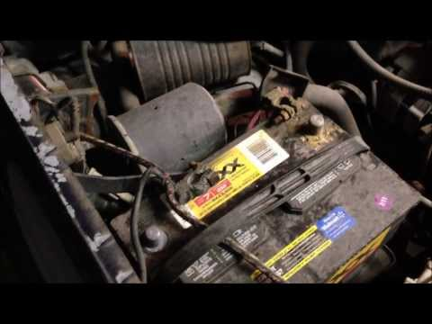 HOW TO replace windshield wiper motor on 1987-1996 Ford F150 F250 F350