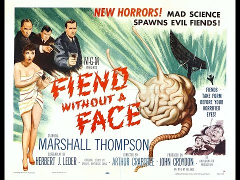 Fiend Without A Face  1958