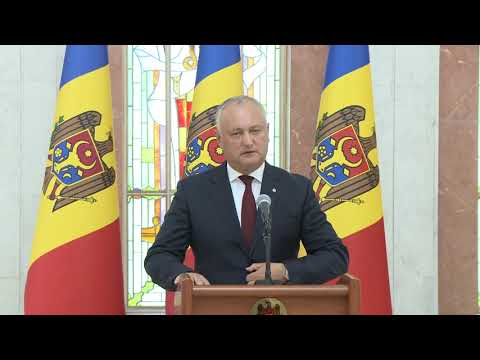 President of Moldova to chair meeting of Supreme Security Council