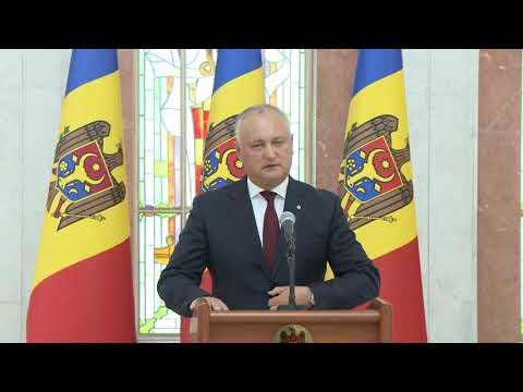 Președintele Republicii Moldova a prezidat ședința Consiliului Suprem de Securitate