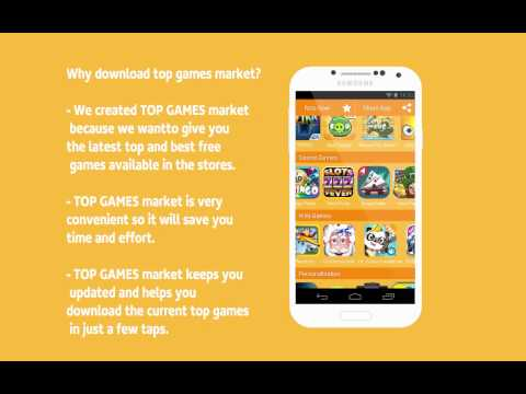 Video of Top Games Market