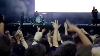 You Me At Six Bite My Tongue Live! Reding Festival 2014!