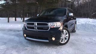 2011 Dodge Durango - Drive Time Review