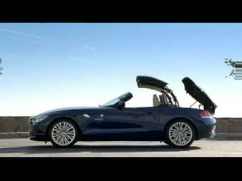Video: 2009 BMW Z4 in the beautiful Deep Sea Blue color