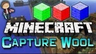 Minecraft: ABSURD Capture the Wool Part 1 of 2 w/Mitch&Friends! (Nexus Mini-Game Mod)