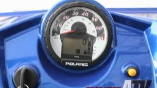 1. POLARIS RZR 4 Robby Gordon Edition