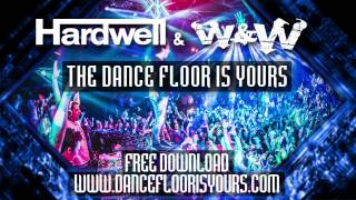 Thumbnail for Hardwell vs. W&W — The Dancefloor is Yours