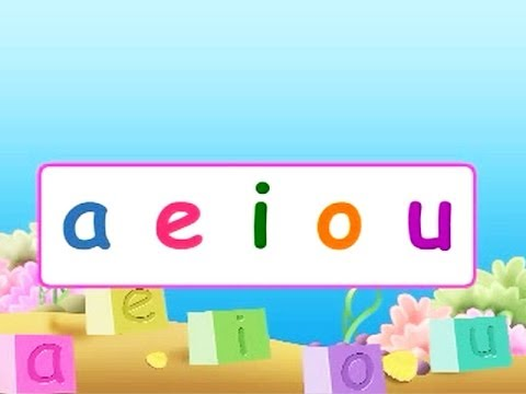 Learn Phonic Sounds - vowels sounds in english