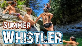 Whistler (BC) Canada  city photos gallery : WHISTLER Summer Fun - Explore Canada - Travel Vlog(12)