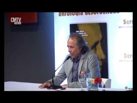 Joan Manuel Serrat video Conferencia de prensa - Argentina - Marzo 2015