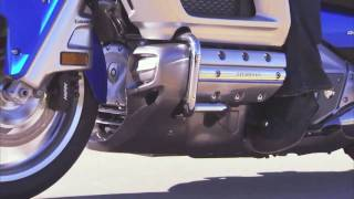 Video: 2012 Honda Gold Wing USA