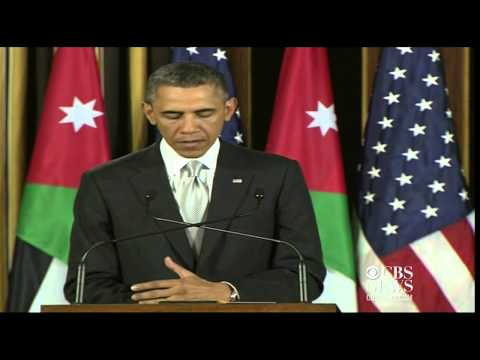 Obama: More aid to help Jordan cope with Syrian refugees