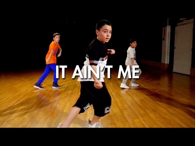 Kygo Selena Gomez It Aint Me Intermediate Hip Hop Dance Video Mihran ...