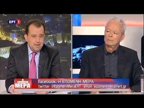 Ο πολιτικός αναλυτής Γ. Λούλης στην «Επόμενη Μέρα» με τον Σ. Κοτρώτσο | 7/11/18 | ΕΡΤ