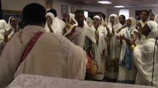 Kidist Mitiku @Debre Genet Beata Le Mariam Ethiopian Orthodox Tewahedo Church