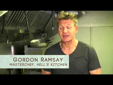 BURNT - Chef Gordon Ramsay Reacts To The Movie