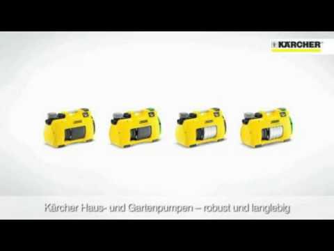 kaercher-betron - Produktvideo - Kärcher Gartenpumpen