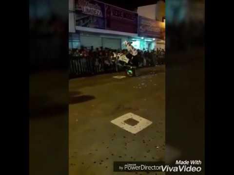 16º gincana motociclista de São José da Tapera! Equipe kamikaze, show 😎