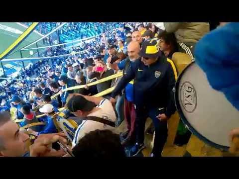 Entrada de la 12 vs Quilmes 25/09/16 - La 12 - Boca Juniors