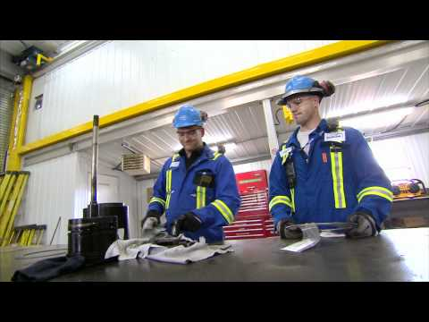Working in Fort McMurray - Chad, Suncor Energy