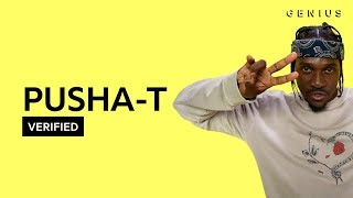 "Pusha-T ""The Games We Play"" Official Lyrics & Meaning 