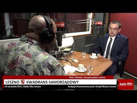Wideo1: Leszno Kwadrans Samorządowy 14 września 2017