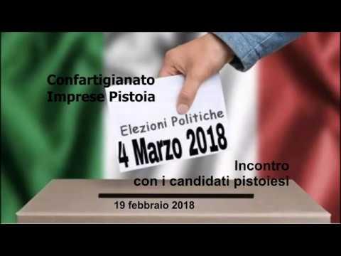 Elezioni 2018. Confartigianato Pistoia incontra i candidati