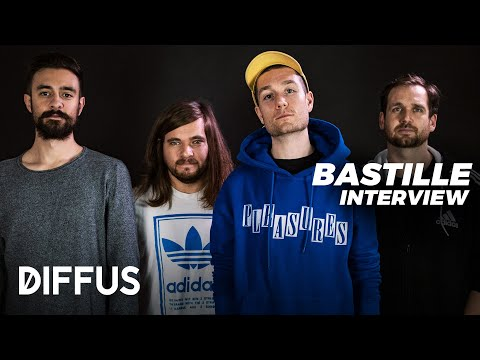 "Bastille talk about ""Doom Days"", escaping into the Night and crazy political times 