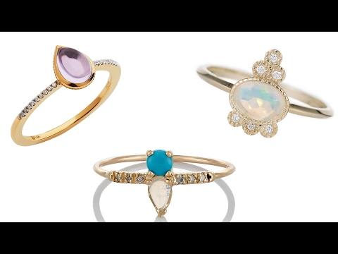 Unique Engagement Rings for Her Design Ideas